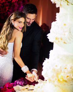 Details From Sofia Vergara and Joe Manganiello's Wedding   POPSUGAR Celebrity