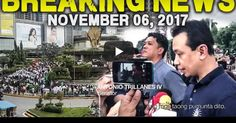 BREAKING NEWS TODAY NOVEMBER 06 2017 - TRILLANES/RISA HONTIVEROS/ROBREDO/TINDIG PILIPINAS CBCP! Advertisement  Sponsor  So what can you say about this one? Let us know your thoughts in the comment section below and don't forget to share this post to your family and friends online. And also visit our website more often for more updates.  [SOURCE]- YOUTUBE  Disclaimer: Contributed articles does not reflect the view of FRESHNEWSTODAY. This website cannot guarantee the legitimacy of some of the…