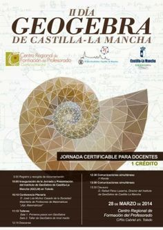 Los Matemáticos no son gente seria: II Día de GeoGebra Castilla la Mancha Toledo 28 de...