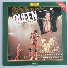 Queen GOLDEN COLLECTION withdrawn Dutch double LP set feat. The Game Hot Space