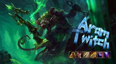 Twitch in triple poison squad vs bombs to the face! Join us next time too for more shenanigans in Heroes of the Ancient League Smiterwatch! League Of Legends, Hero, Videos, League Legends