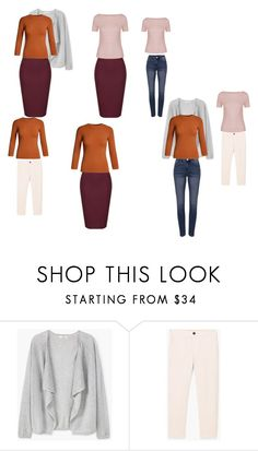 сочетаемость базы by lidia-gorbunova on Polyvore featuring мода and MANGO