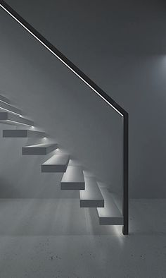Stairs by Belgian Architect Filip Deslee