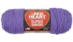 HAVE IT Lavender Super Saver Economy Yarn | Red Heart