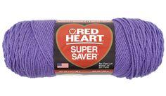 Lavender Super Saver Economy Yarn   Red Heart