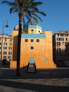 Aldo Rossi - Genova 2005