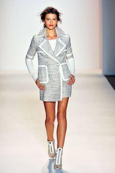 Rachel Zoe Spring 2014 Ready-to-Wear Runway - Rachel Zoe Ready-to-Wear Collection