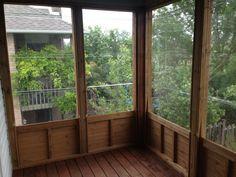Balcony refit peterbrough