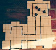 Modular gaming tiles
