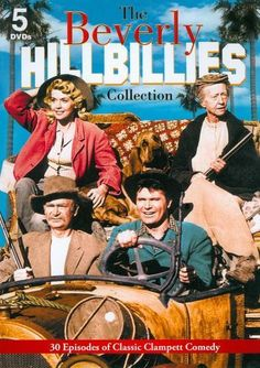 The Beverly Hillbillies Collection [5 Discs] [DVD]
