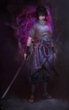 sasuke, susano'o #sasuke #uchiha