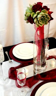 <3 Discover the exotic beauty of your function with the collection of our flowers and decor.Check out our website for more ideas: http://ach.co.za/