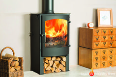 Welburn - Multi fuel stove - wood burning stove