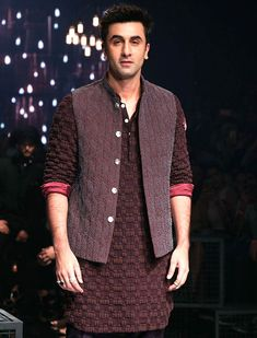 Get fashion ready! Take a few style tips from Bollywood! Wedding Kurta For Men, Wedding Dresses Men Indian, Wedding Outfits For Groom, Wedding Dress Men, Wedding Sherwani, Diwali Outfits, Bollywood Outfits, Best Poses For Men, Indian Groom Dress