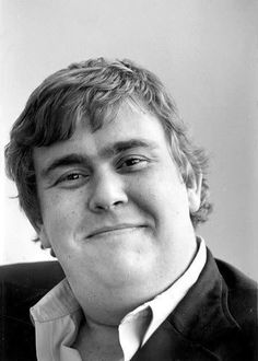 Comedian John Candy.  Born John Franklin Candy 31 October 1950, Newmarket, Ontario, Canada. Died 4 March 1994, Durango, Mexico
