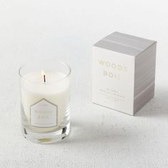 Naturalist Candle - Woods