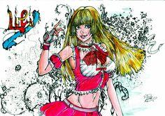 Lili - Tekken by eREIina on DeviantArt