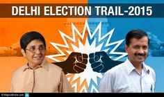 Has Kiran Bedi been able to prove herself a strong enough challenger to Arvind Kejriwal?