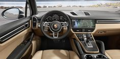 Porsche Cayenne luxury SUV with sports styling will have the new edition for the upcoming season. The next-gen 2019 Porsche Cayenne is a SUV that includes a stunning inside Porsche Macan Interior, Porsche Cayenne Interior, Porsche Cayenne Price, Porsche Cayenne E Hybrid, Porsche Cayenne Turbo, Porsche Suv, Porsche Macan S, Porche 911, New Porsche