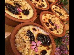 Török Sült Tejberizs -Sütlac - YouTube Acai Bowl, Muffin, Pudding, Pasta, Breakfast, Food, Youtube, Acai Berry Bowl, Breakfast Cafe