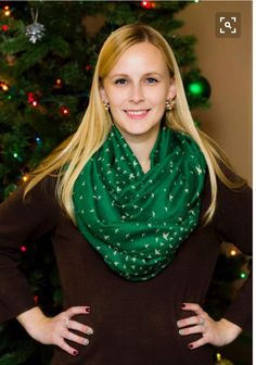 got this off the SF FB board (NWT) to give as a gift. bird print infinity scarf