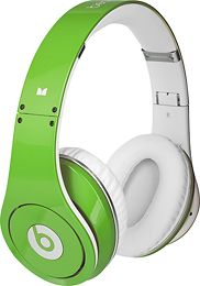Beats By Dr. Dre - Studio Limited Edition Over-the Ear Headphones From Monster - Green