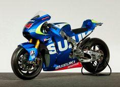 2015 Moto GP - Suzuki