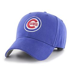 newest collection 8f9c3 8b01e Fan Favorites MLB Chicago Cubs Basic Adjustable Hat, Gray