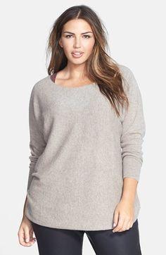 Cashmere Sweater (Plus Size)