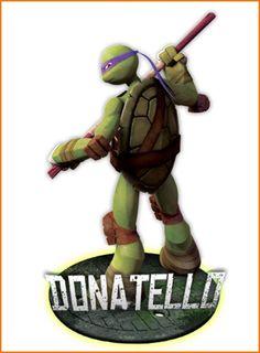 tortugas ninja donatello - Buscar con Google