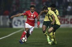 Paços de Ferreira vs Benfica - LUSA/ESTELA SILVA