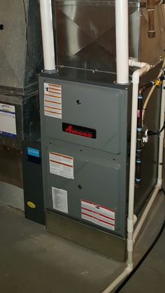 34 Best HVAC- Out with the Old, in with the New images ... Kenmore Heat Pump Wiring Diagram Also Amana Side By on