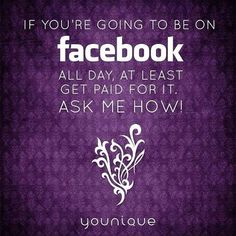 By using fb and your own networks such as friends and family.