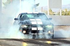 Ford shows off Mustang Shelby GT500's new launch control