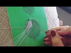 Broche Cala De Aurora Ramos,ejecución Y Resultado Final 1 - YouTube Bobbin Lace Patterns, Cross Stitch Patterns, Irish Crochet, Crochet Lace, Hairpin Lace, Macrame Tutorial, Needle Lace, Lace Making, Fabric Art
