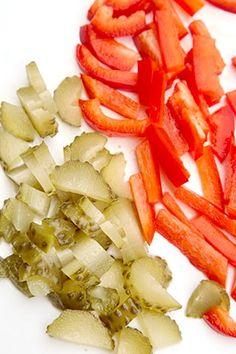 SALATA ORIENTALA DE POST | Diva in bucatarie Home Food, Vegan Foods, Vegetarian Recipes, Recipes, Recipies, Vegetable Dip Recipes