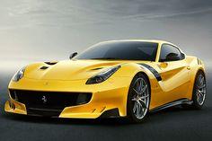 伊フェラーリ、799台限定となる究極のロードカー「F12tdf」 - Car Watch