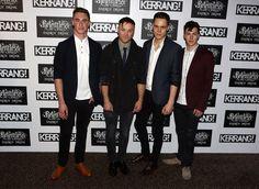 Don Broco - Kerrang! Awards 2012