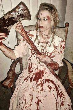 Molly Hatchet Halloween Costume