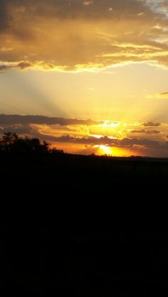 Stunning in SA. Photo was taken wile we were on our way to Robertson