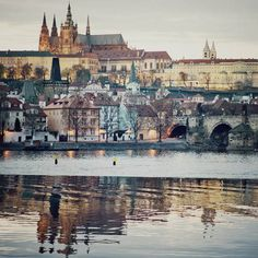 Prague, Apparently, according to @Addi Nilles, is not pronounced Prag. My bad.