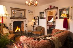 Cat's Cradle, The Grove Cottages, romantic cottages in Suffolk