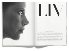 Inside Acne Paper Issue 15 - Dedicated To The Actress