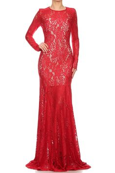 Everyone Love Lace, We Have Formal, Party And Wedding Lace Dresses.  http://Ladivascloset.com