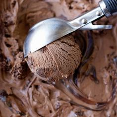 Brownie Fudge Swirl Ice Cream.