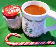 Gingerbread Creamer for Coffee or Tea (Gift Mix) from Food.com:   I discovered this recipe while looking for items to include in my package for the 2006 'Zaar cookie swap. I liked the idea that this could be used with either coffee and tea.