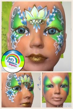 Oefenhoofd + beschermlak + reinigingsmiddel - Oefenhoofd + beschermlak + reinigingsmiddel Oefenhoofd + beschermlak + magic clean – Studio J - Bodysuit Tattoos, The Face, Face And Body, What Is Makeup, Body Image Art, Mask Face Paint, Love Symbol Tattoos, Butterfly Face Paint, Initial Tattoo