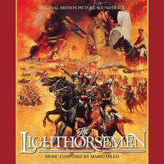 The Lighthorsemen (Dragon's Domain Ltd.) Composer: Mario Millo - Available Now: Intrada Records (U.S.)
