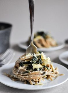 Spinach and Artichok