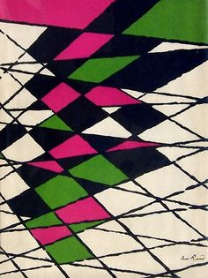 paul rand: book cover design for 'the lost steps', c. 1956